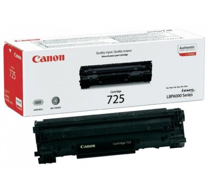 Картридж для принтера и МФУ Canon Cartridge 725