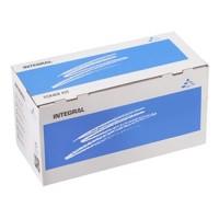Картридж для принтера и МФУ INTEGRAL TK-5140C + Chip  (аналог Kyocera TK-5140C)