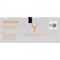 Картридж для принтера и МФУ Kyocera TK-5220Y