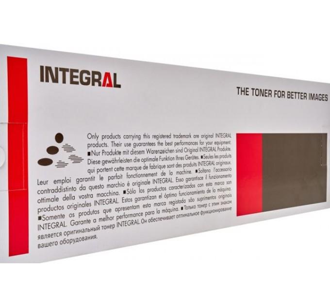 Картридж для принтера и МФУ INTEGRAL TK-8115С (аналог Kyocera TK-8115С)