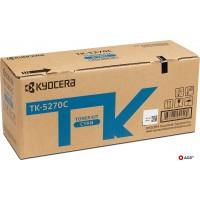 Картридж для принтера и МФУ Kyocera TK-5270C