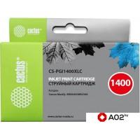 Картридж для принтера и МФУ Canon PGI-1400XL C