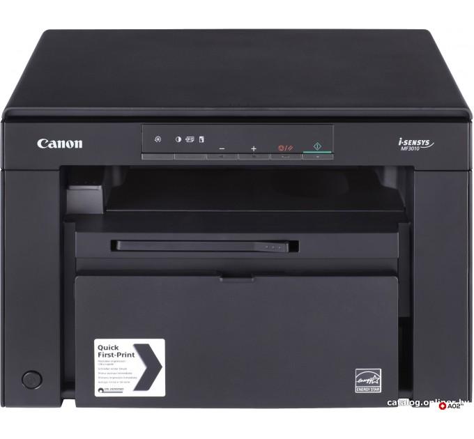 МФУ Canon i-SENSYS MF3010 + 2 картриджа