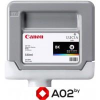 Картридж для принтера и МФУ Canon PFI-307 BK