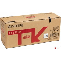 Картридж для принтера и МФУ Kyocera TK-5270M