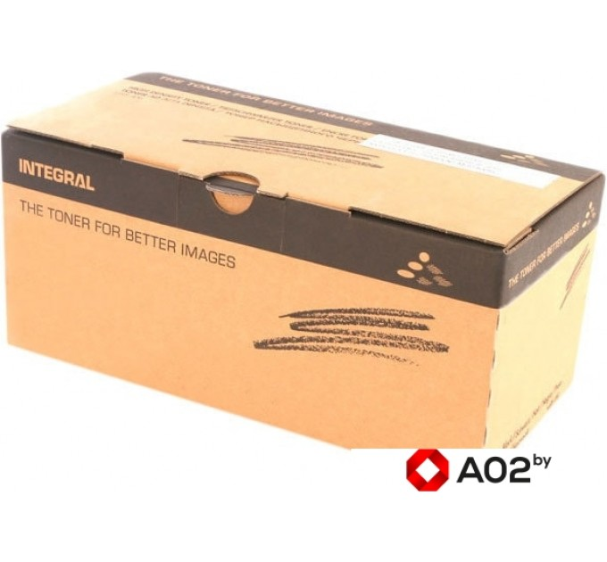 Картридж для принтера и МФУ INTEGRAL TK-3190 + Chip (аналог Kyocera TK-3190)